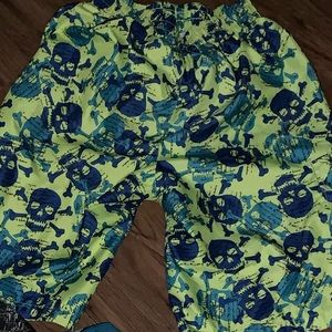 OP Swim - 3 pair of Youth size 10/ 12  swim trunks